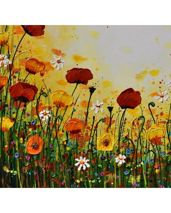 Summer Joyous Flowers
