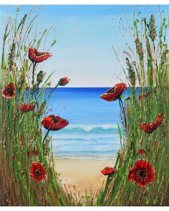 Seaside Poppies
