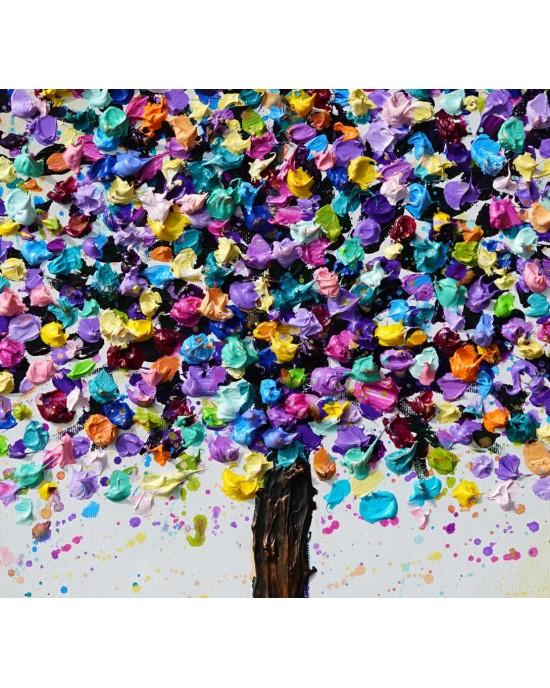 Bursting Spring Tree