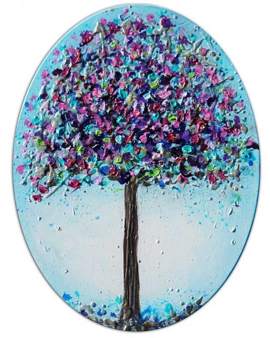 Wild Blossom Tree