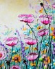 Spring Garden of Flowers