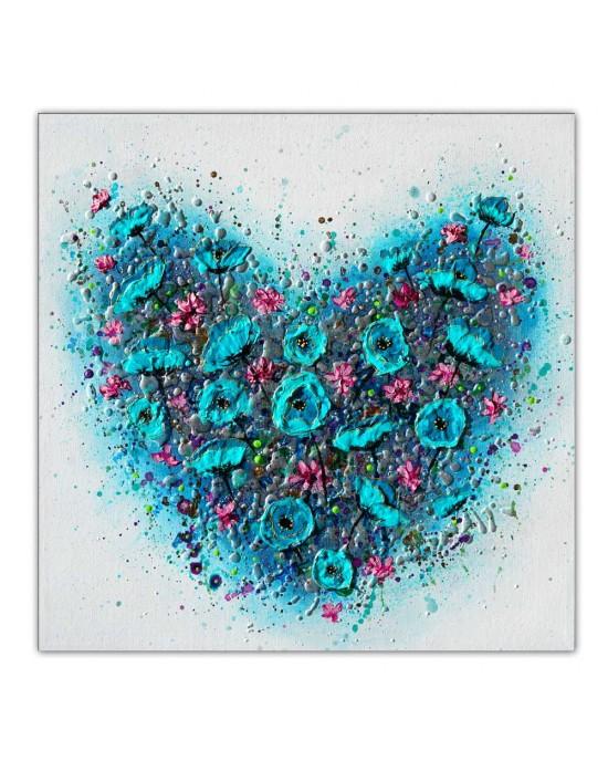 Jewelled Heart