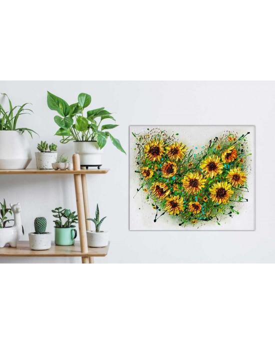 Sunflowers of Love