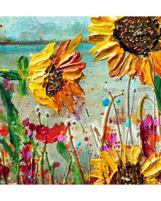 Meadow Sunflowers
