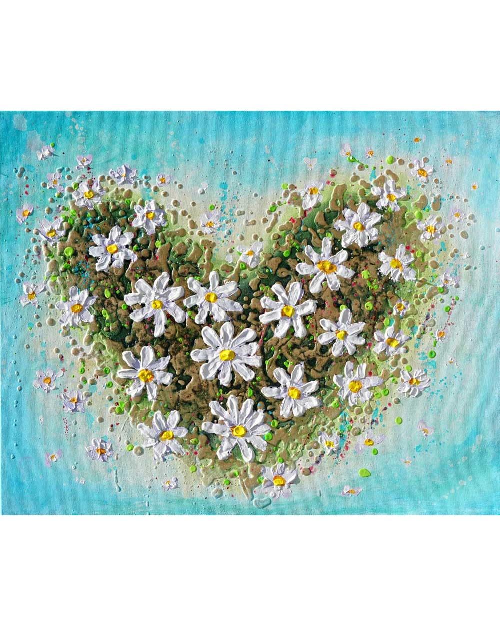 Spring Joy Heart