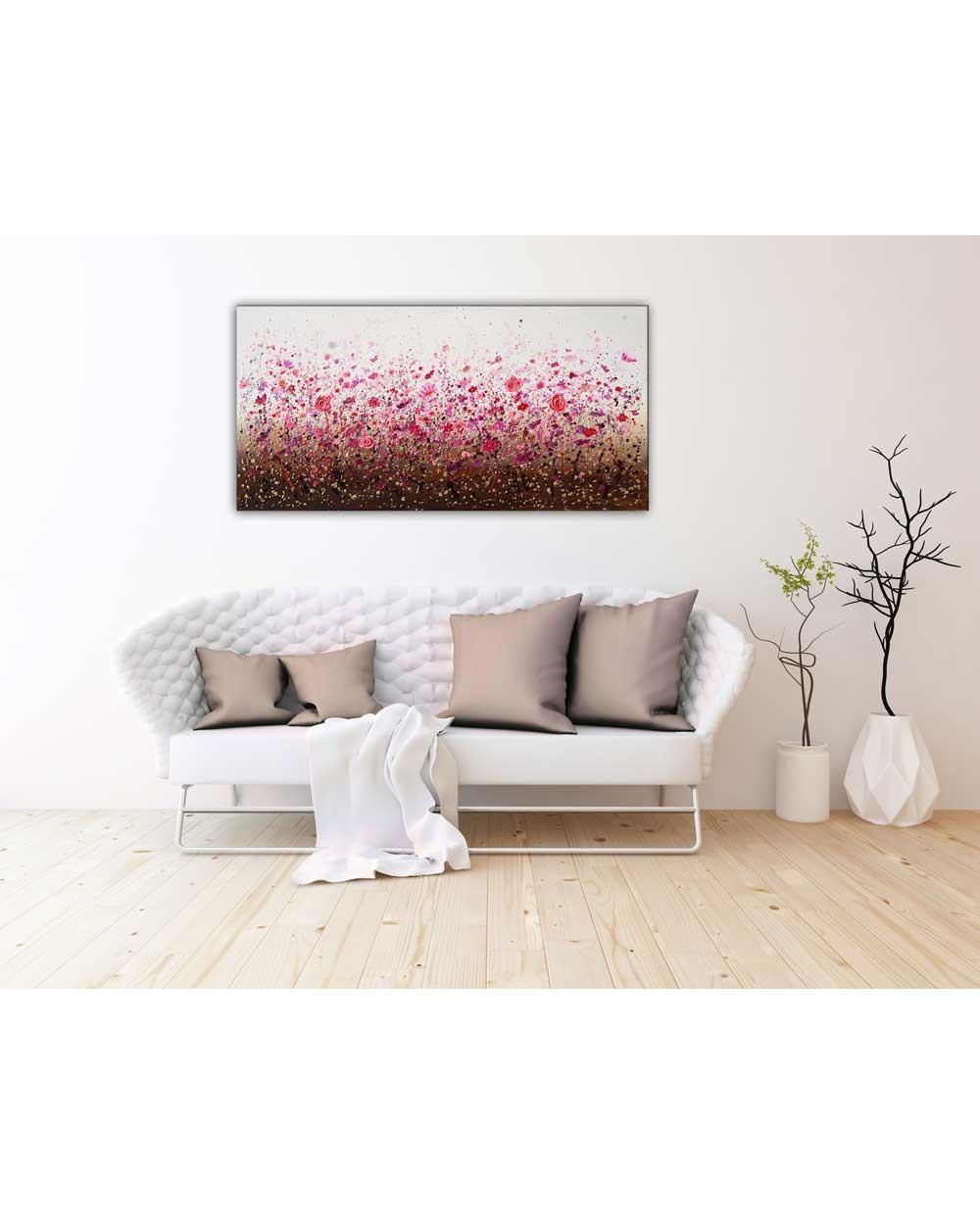 Virtuous Floral Bloom