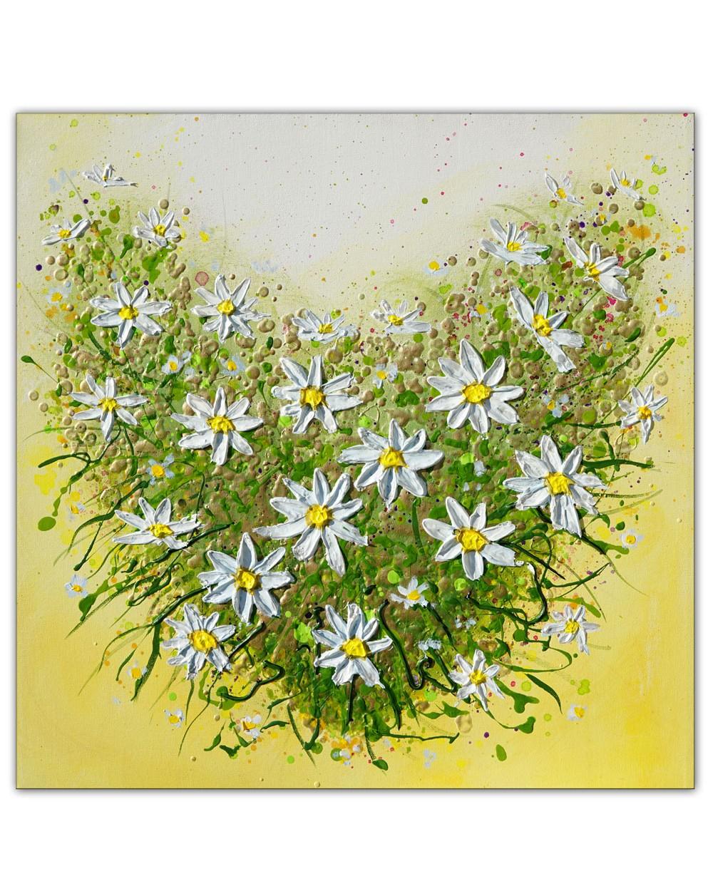 Heart of Daisy Delights